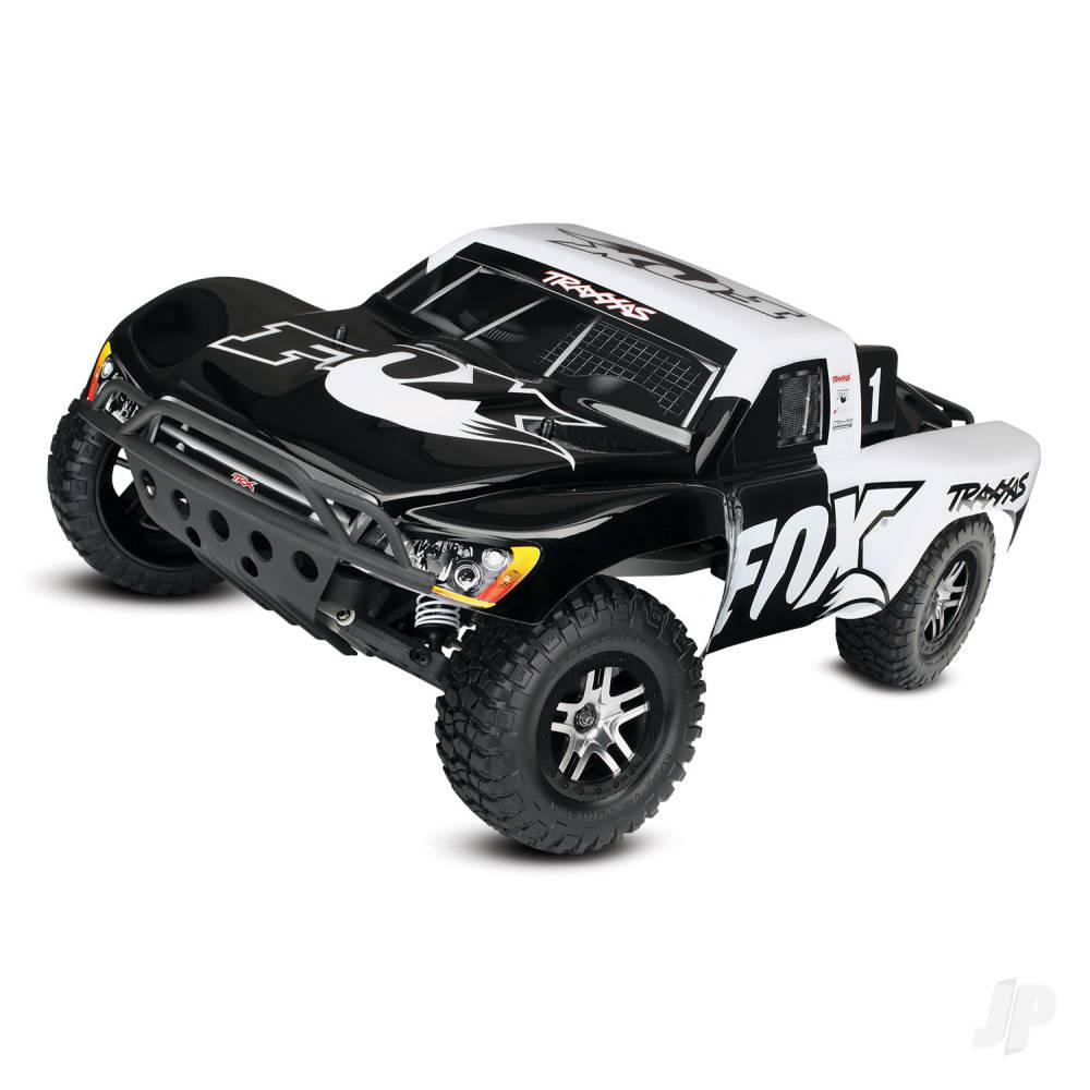 Fox Slash VXL 1:10 2WD Short Course Racing Truck (+ TQi ,TSM, VXL-3s, Velineon 3500)