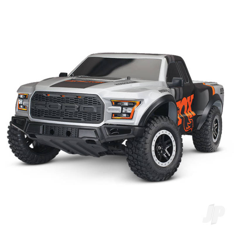 FOX Ford F-150 Raptor 1:10 2WD Ford F-150 Raptor RTR (+ TQ, XL-5, 7-Cell NiMH 3000mAh)
