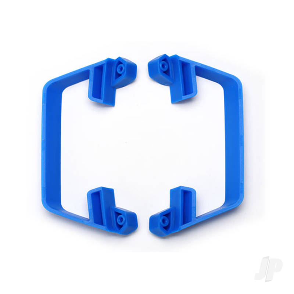 Nerf bars, low CG (blue)