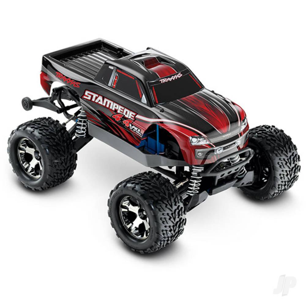 Red Stampede 4X4 VXL 1:10 Monster Truck (+ TQi ,TSM)
