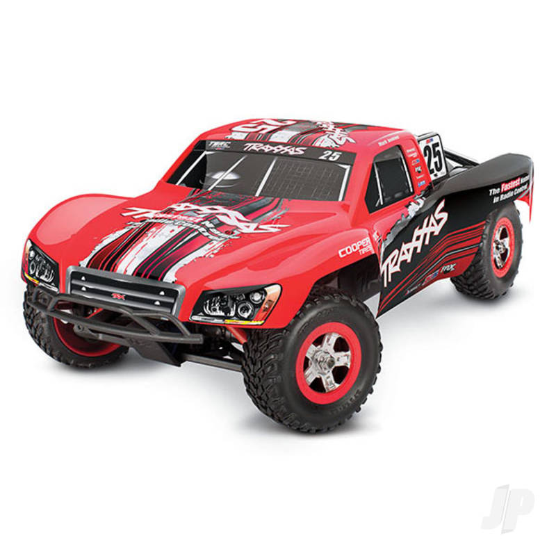 Mark Jenkins Slash Pro 1:16 4X4 Short Course Truck ( +TQ, XL-2.5, Titan 550, 6-Cell NiMH, DC Charger)