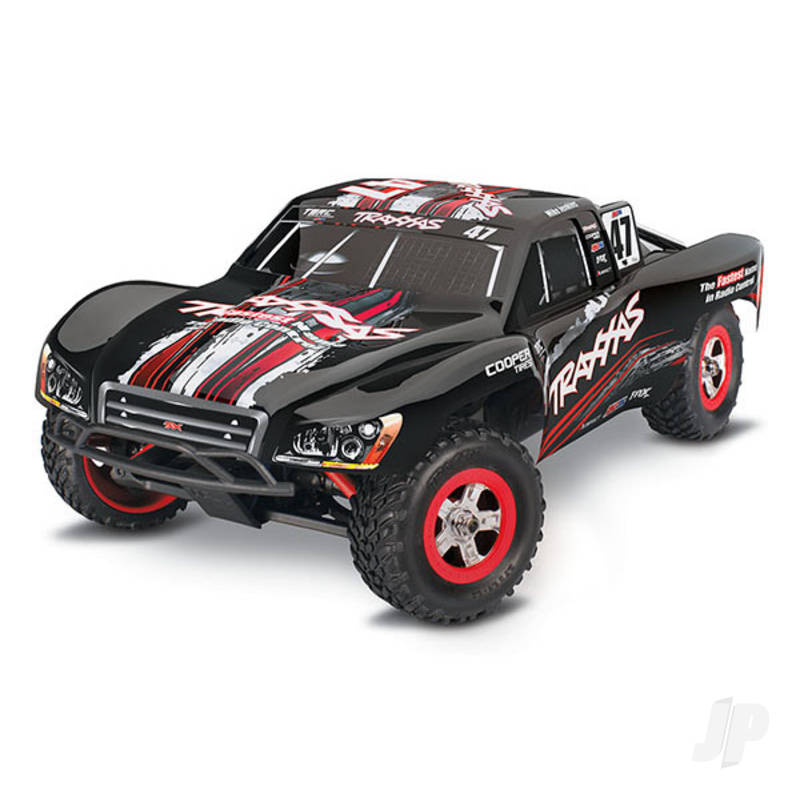 Mike Jenkins 47 Slash 1:16 Scale Pro 4WD Short Course Racing Truck with TQ 2.4GHz radio
