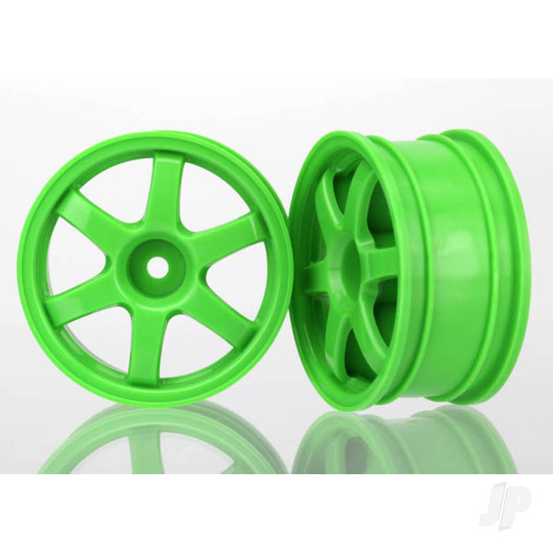 Wheels, Volk Racing TE37 (green) (2pcs)