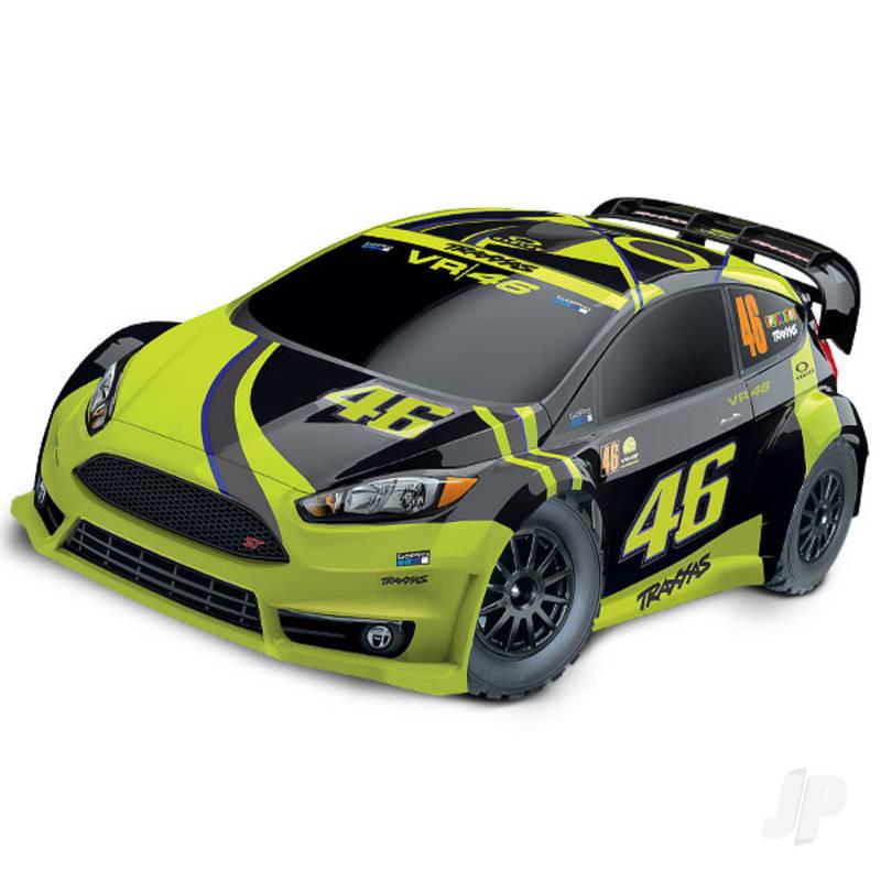 Fiesta ST Rally VR46 (+ TQ, 8.4V, DC Charger)