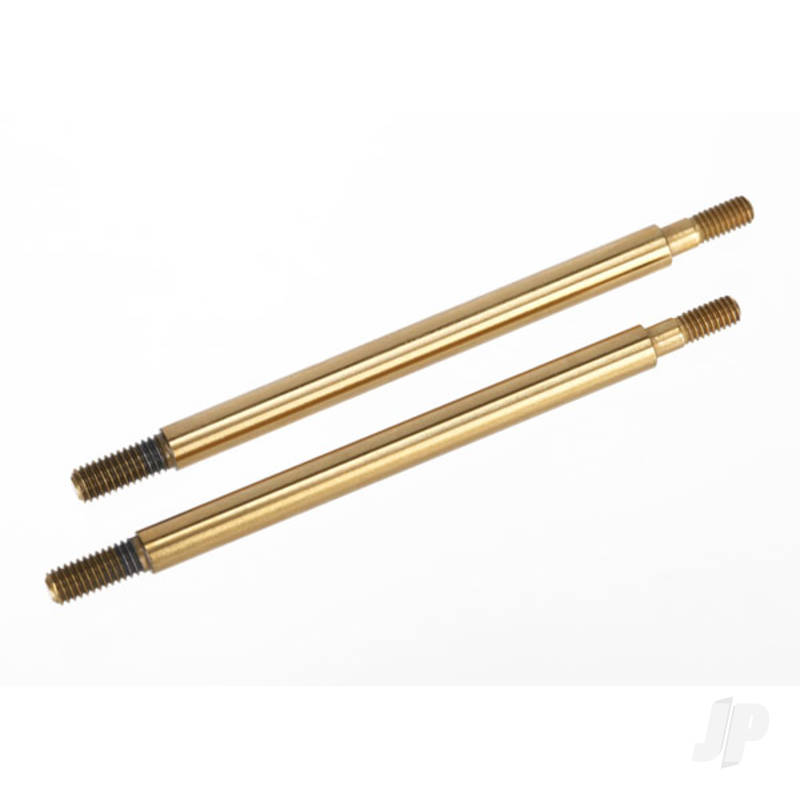 Shaft, GTR XX-Long, TiN-coated (2pcs)