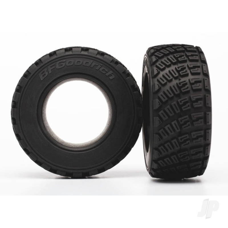 Tires, BFGoodrich Rally, gravel pattern, S1 compound (2pcs) / foam inserts (2pcs)