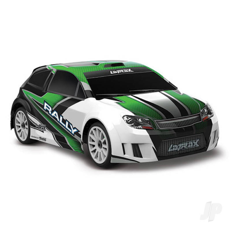 Green LaTrax Rally 1/18 4WD (2.4GHz, 6.0V, DC Charger)