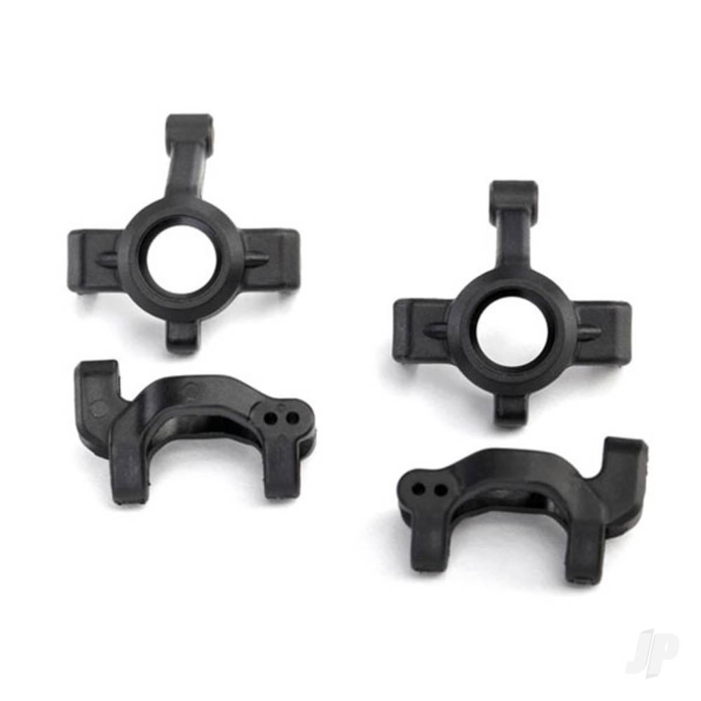 Caster blocks (c-hubs) (2pcs) / steering block (2pcs)