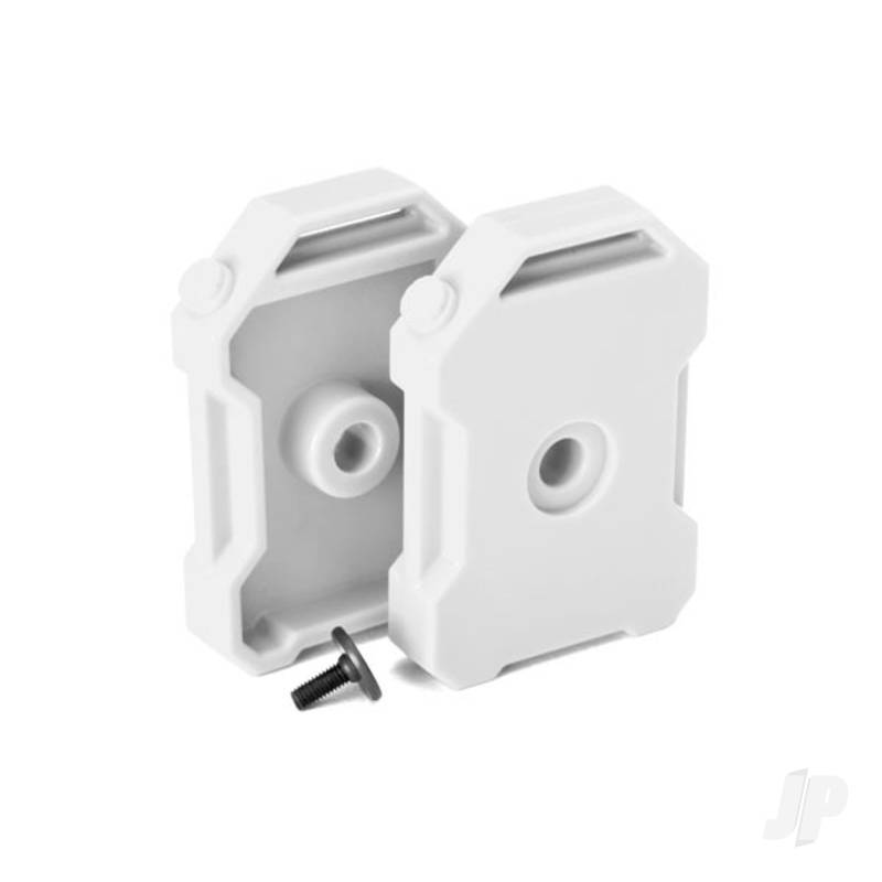 Fuel canisters (white) (2pcs) / 3x8 FCS (1pc)