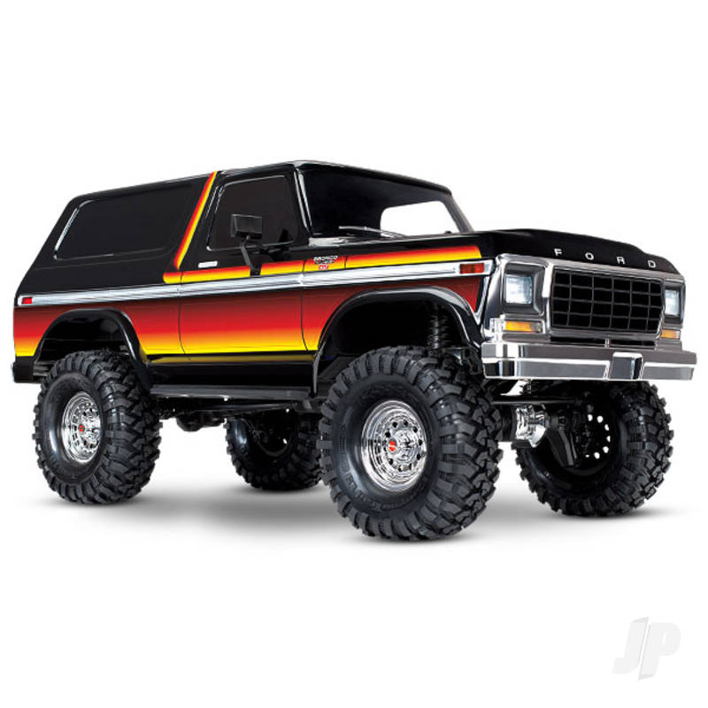 Sunset TRX-4 Ford Bronco 1:10 RTD 4WD Electric Truck (+ TQi, XL-5 HV, Titan 550)