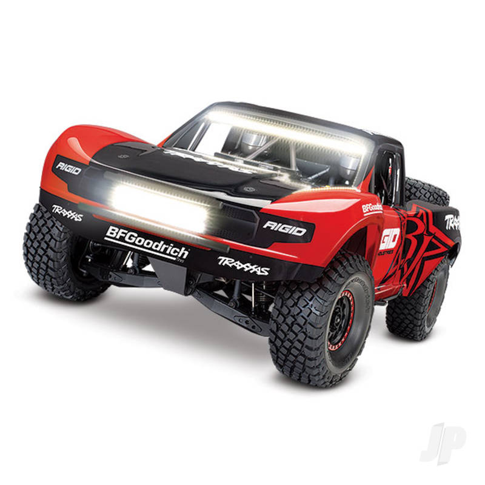 RIGID Unlimited Desert Racer 1:8 4X4 Electric Truck (+ TQi, TSM, VXL-6s, Velineon 2200, Lights)