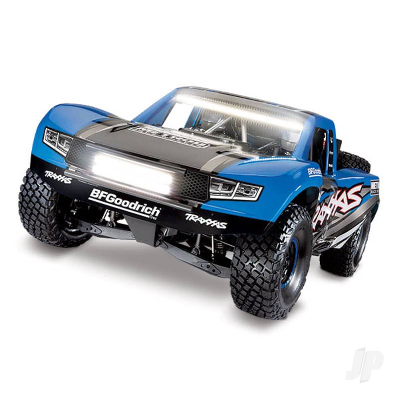 Unlimited Desert Racer: 4WD Electric Race Truck RTR (+ TQi, VXL-6s, TSM)