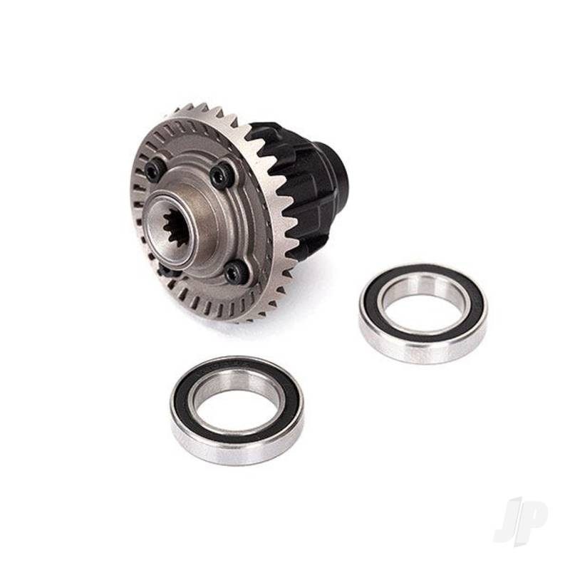 Differential, rear (fully assembled)