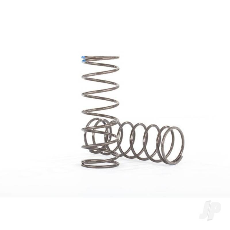 Springs, shock (natural finish) (GT-Maxx) (1.725 rate) (2pcs)