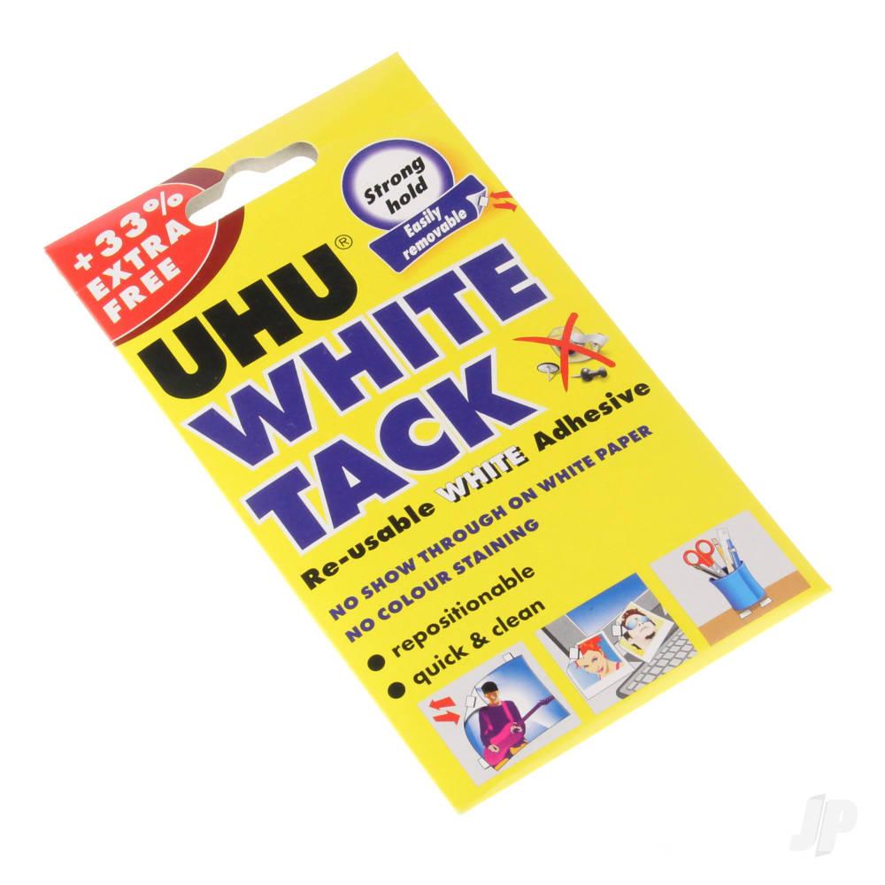 UHU White Tack 50g