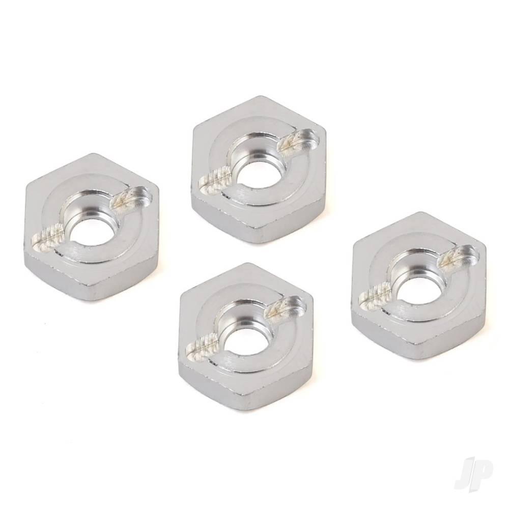 Wheel Hub (Aluminium) (4pcs) (Karoo)